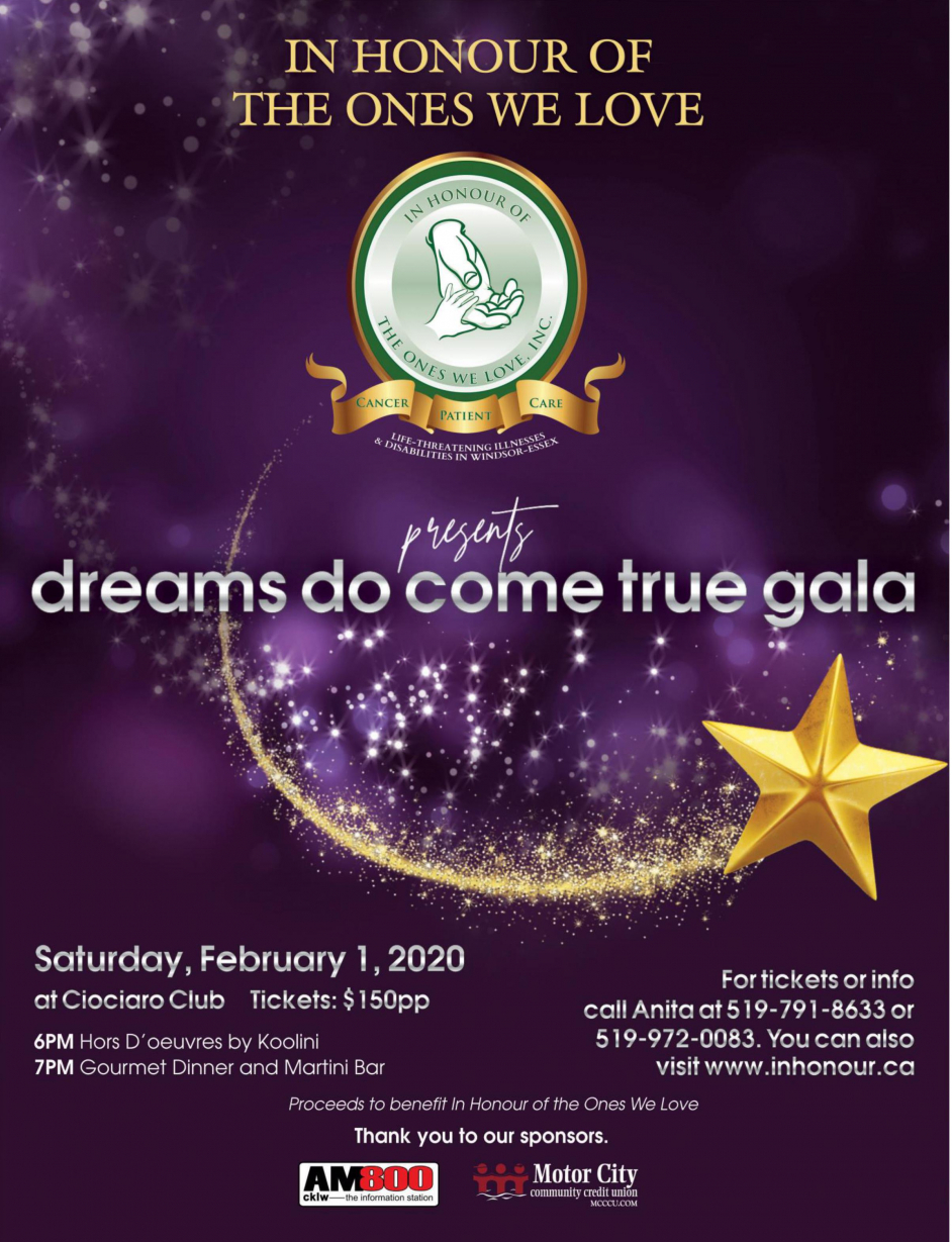 Dreams Come True Gala 2020 - In Honour Of The Ones We Love