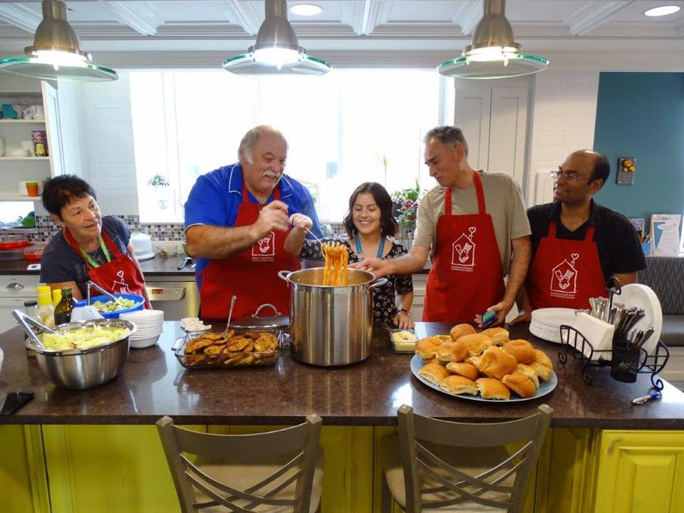 Meals From The Heart for Ronald McDonald House - Windsor