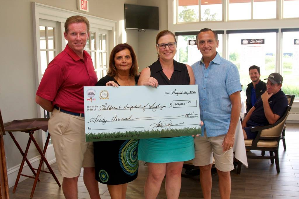 9th Annual Drive for a Cure Golf Tournament