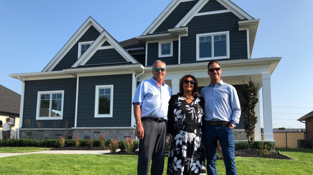 DREAM HOME UNVEILED FOR IN HONOUR OF THE ONES WE LOVE