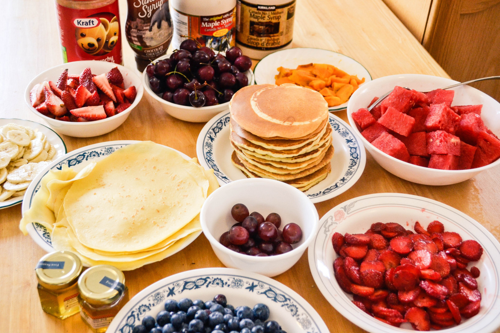 Breakfast Program at Regional Children's Centre